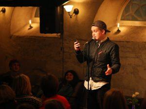 Poetry Slam I Aften!