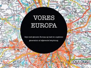 Vore Europa: Foredrag D. 20. April, 15:30 Til 17:00