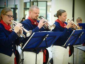 Filmkoncert Med Peder Most Gardens Brass Band