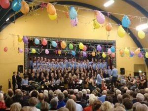 Korets Nytårskoncert Med CNUS – Gymnastikhøjskolen I Ollerup