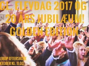 Gammel Elevdag 2017