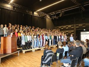 Nytårskoncert Med Ollerup Efterskoles Fælleskor – Lukket Koncert
