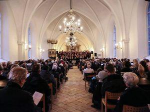 Nytårskoncert I Vor Frue Kirke, Svendborg – åben Koncert